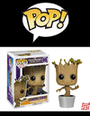 Funko Pop Dancing Groot #65