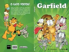 Garfield #01 na internet