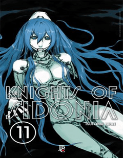 Knights of Sidonia #11