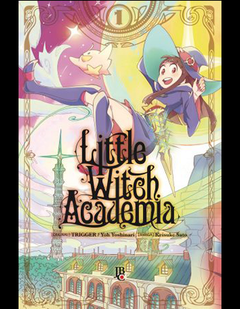 Little Witch Academia #01