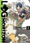 Log Horizon #01 (Mangá)
