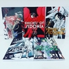 Pack - Knights of Sidonia vols. 1 a 5