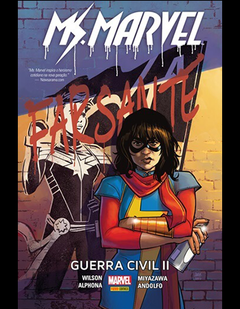 Ms. Marvel: Guerra Civil II