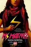 Ms. Marvel - Nada Normal (Capa Brochura)