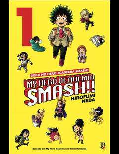 My Hero Academia Smash #01