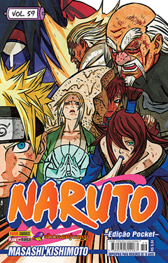 Naruto Pocket #59