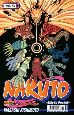 Naruto Pocket #60