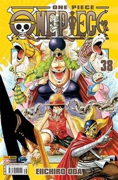 One Piece #38 - comprar online