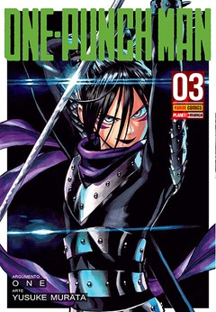 One Punch Man #03