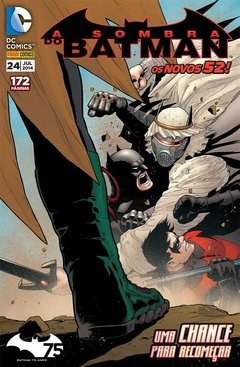A Sombra do Batman (52) #24