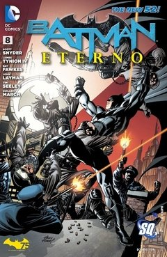 Batman Eterno #08