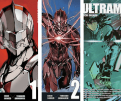 Pack - Ultraman (Volumes 1 a 3)
