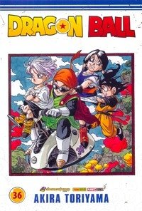 Dragon Ball #36 - comprar online