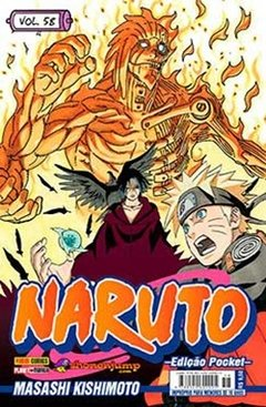 Naruto Pocket #58