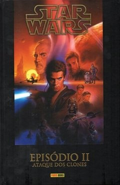 Star Wars - Episodio II - Ataque dos Clones