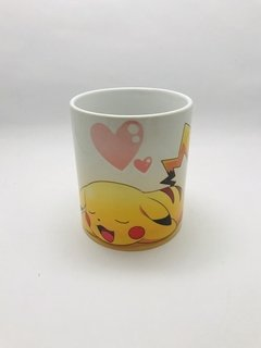 Caneca Pokemon Pikachu -Sleeping na internet