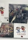 Pack Erased vols. 1 a 5