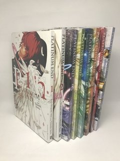 Pack Platinum End (Vols 1 a 8)