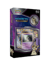 Card Pokémon Minibox Mimikyu com broche