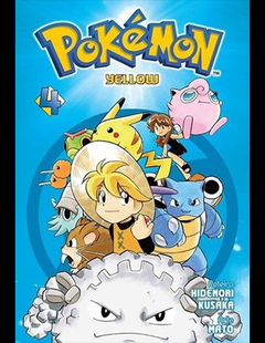 Pokemon Yellow #04