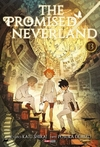 The Promised Neverland #13 (Pré-Venda)