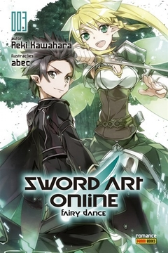 Sword Art Online Fairy Dance #03 (Novel)