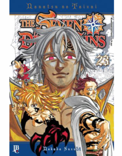 The Seven Deadly Sins #23
