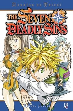 The Seven Deadly Sins #02
