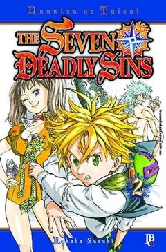 The Seven Deadly Sins #02 - comprar online