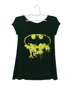 Camiseta Fem Batman Logo