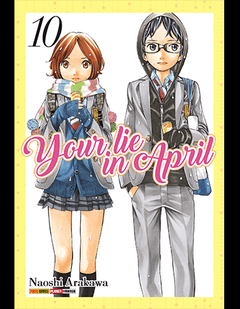 Your Lie in April #10
