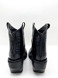 BOTAS TEXANAS ABBY Croco