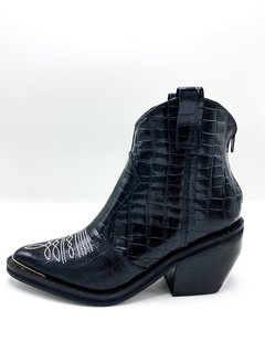 Image of BOTAS TEXANAS ABBY Croco