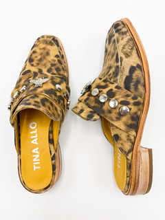SLIPPERS ARIZONA Animal Print