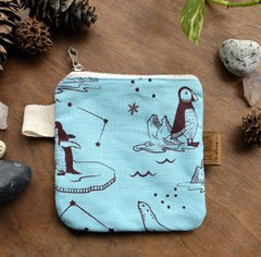 Monedero Arctic Aqua SALE en internet