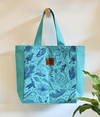Totebag Tropical Verde
