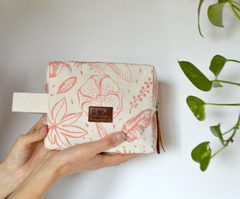 Necessaire CUBO Tropical Crudo