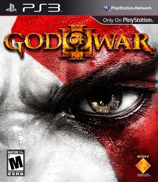 God Of War 3 PS3 - comprar online