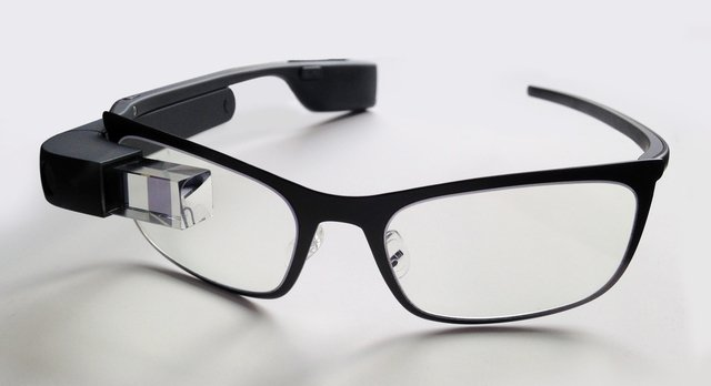 Google Glass na internet