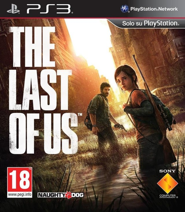 The Last of Us PS3 na internet