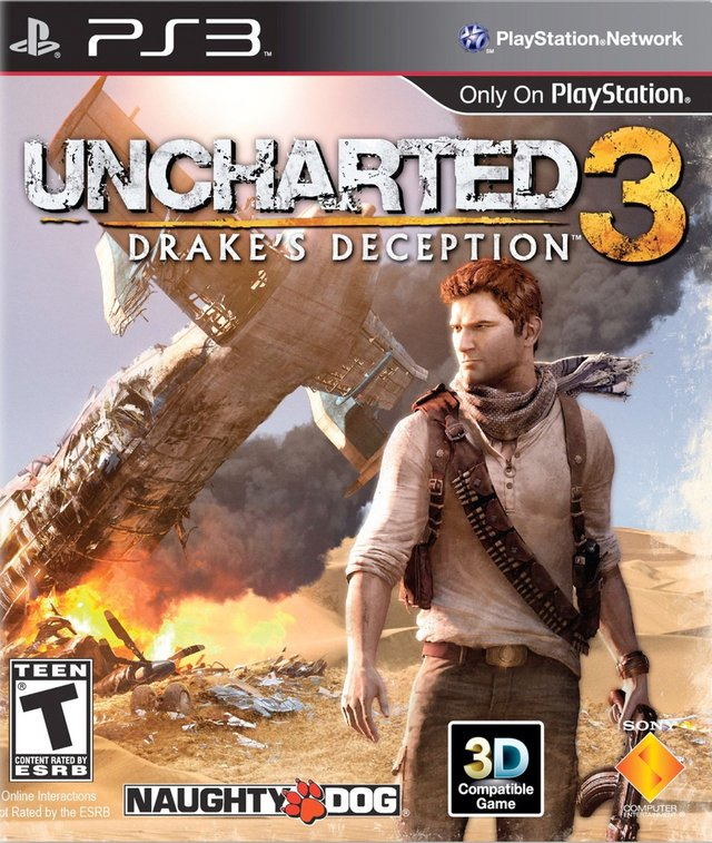 Uncharted 3 PS3 - comprar online