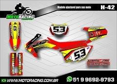 kit gráfico Honda CRF 230