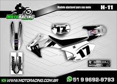 kit gráfico CRF 230 -011