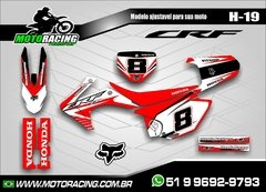 kit gráfico CRF 230 - 019