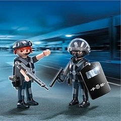 Duo Pack Policía Playmobil (5515)