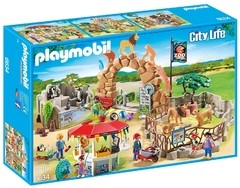 Super Zoo de la Ciudad Playmobil (6634)