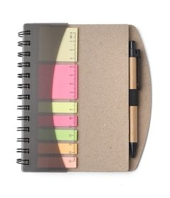 Cuaderno Eco Post It