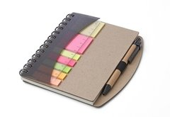 Cuaderno Eco Post It - Cuartito Azul Merchandising