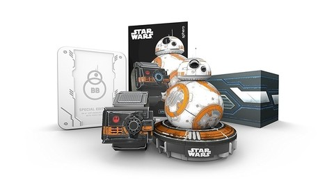 Star Wars Sphero BB-8 Droide con pulsera Force Band