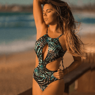 Body Maiô Stella Mustique